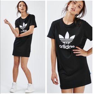 Adidas originals t shirt dress